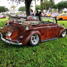 1961 vw 2332 fuel injected turbo 278 hp, fre way flyer tranny Convertible, Combi Wv, Vw Rat Rod, Kdf Wagen, Hot Vw, Bug Car, Vw Classic, Ferdinand Porsche, Vw Beetles
