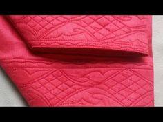 Beautiful new mohri design Salwar Suit Neck Designs, Salwar Designs, Blouse Neck Designs, Sleeve Designs, Fabric Manipulation Tutorial, Poncho Design, Sewing Sleeves, Kurti Sleeves Design, Baby Dress Design