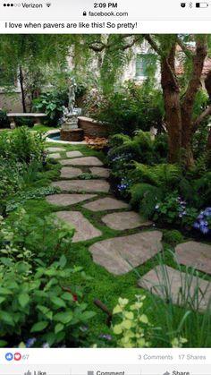 19 Backyard DIY Spruce-Ups on a Budget   Garden/outdoors   Pinterest on