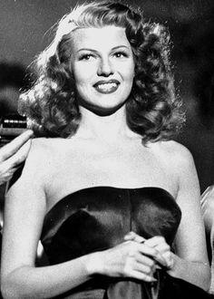 masuhkist:   Rita Hayworth - Excuse the obscene, ignore the untrue.
