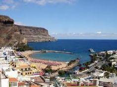 E as Ilhas Canárias ( Gran Canária, Tenerife)
