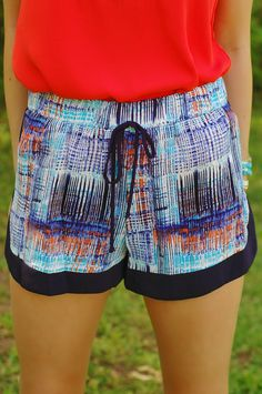 Etched in the Sand Shorts