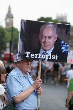 45,000 March In London's Biggest Pro-Palestine Rally Yet #Israeli_Terrorist