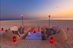 sur la plage de Saidia...