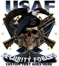 USAF Security Forces Military Shirt $17.76  Miss my old job lol