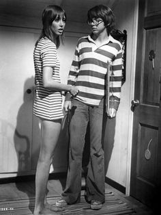 """Shelley Duvall should be recognized from her films of the late sixties and seventies where she mostly played """"a cokey disco pixie.""""  In Altman's Brewster McCloud, playing opposite of cult favorite Bud Cort, she shines."""