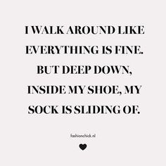 Life is hard, you know? #quote #fashionchick
