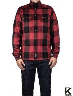 Lumberjack Red
