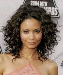 curly hair styles for women - Google Search