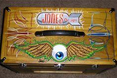 DIY artist brush box - Google Search
