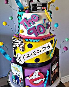 party The many memories no evidence . 30th Birthday Themes, 80s Birthday Parties, 90th Birthday, Birthday Gifts, Birthday Ideas, 90s Theme Party Decorations, 16th Birthday Decorations, Decade Party, Retro Party