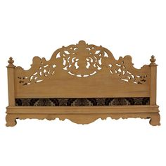 Indoor_Wooden_Seater_Designs_from_India_Free_Shipping_to_USA - - Seater Wooden Door Design, Wooden Doors, Temple Design For Home, Wood Carving, Indoor, House Design, Free Shipping, Usa, Image