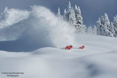 Jackson Hole - Have you ever seen that much powder?