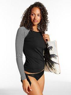 Stripe Rashguard Product Image