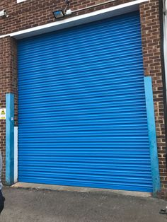 Fully galvanised, steel roller shutters offer a high level of external security, yet providing a cost effective solution to businesses in London & commercial areas of UK. Security Shutters, Rolling Shutter, Shop Doors, Roller Shutters, Shutter Doors, Security Solutions, Film Studio, Environmental Art, Architecture Plan