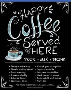 12 Best Elevate Smart Coffee w/ Jen images | Happy coffee, Get ... #happyCoffee