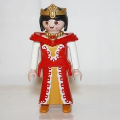 Playmobil Princesse rouge - Play-Original