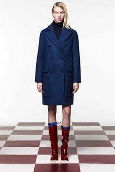 Jill Sander Navy Herfst/Winter 2015-16 (12)  - Shows - Fashion