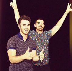 Joe and Kevin