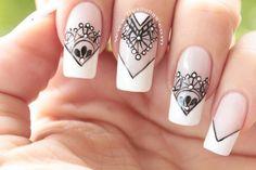 Instagram Image Iris Nails, Dream Nails, Nail Stamping, Matte Nails, Nail Arts, Beauty Nails, Pretty Nails, Pedicure, Nail Art Designs