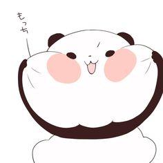 Little Panda, Panda Love, Cute Panda, We Bare Bears Wallpapers, Panda Wallpapers, Cute Wallpapers, Panda Kawaii, Kawaii Chibi, Cute Patterns Wallpaper