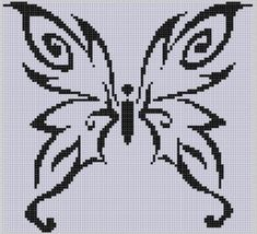Butterfly 10 Cross ... by Motherbeedesigns | Embroidery Pattern - Looking for your next project? You're going to love Butterfly 10 Cross Stitch Pattern by designer Motherbeedesigns. - via @Craftsy