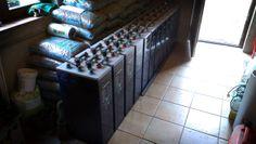 Baterías estacionari