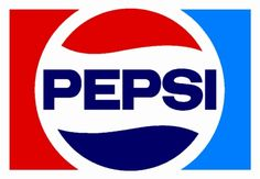 """Rose- Category: Logos and Logotype- this design represents Pepsi products. Even without the word """"Pepsi"""" in the design, it is easily recognized that this is their company's logo. Pepsi Logo, 80s Logo, Famous Logos, Logo Design, Graphic Design, Identity Design, Brand Identity, Great Logos, Design Graphique"""