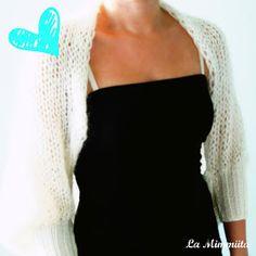 pelkkää Off Shoulder Blouse, One Shoulder, Knit Crochet, Knitting, Celebrities, Clothes, Tops, Women, Diy