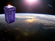 Prepare to Blast Off! 'Doctor Who' Fans Fund Campaign to Send TARDIS to Space