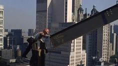 This short documentary offers a dizzying view of the Mohawk Indians of Kahnawake who work in Manhattan erecting the steel frames of skyscrapers. Famed for their skill in ...
