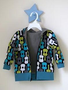 DIY hoodie for the kids!