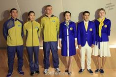 Kazakhstan Dress to Impress: Rio Olympics the teams' uniforms. ... 41 PHOTOS ... What the leading athletes in Rio will be wearing? Look at the photos Originally posted: http://softfern.com/NewsDtls.aspx?id=1108&catgry=3 SoftFern News, SoftFern Sport News, Fashion, designers, uniforms, Rio Olympics the teams' uniforms, Rio Olympics, unifo