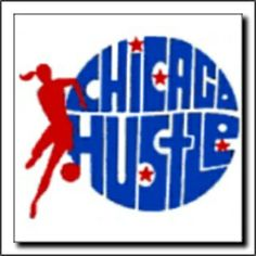 Chicago Hustle: WBL Logo (1987-1981)