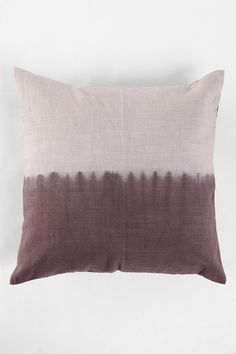 Magical Thinking Dip-Dye Pillow  #UrbanOutfitters