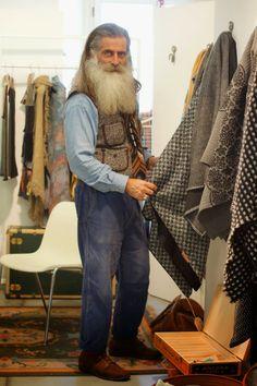"meoutfit : meoutfit # 1297 ""Angelo Gallamini - Designer & Vintage Hunter"""
