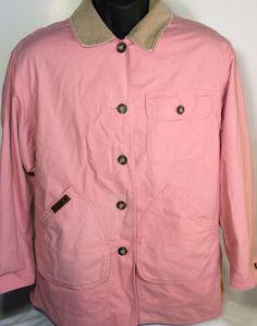 LL Bean Womens Petite Medium Lightweight Pink Jacket #LLBean #BasicJacket
