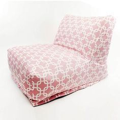 Links Beanbag Soft Pink White, $138, now featured on Fab.