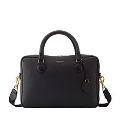 Zorro Briefcase Black Handbag
