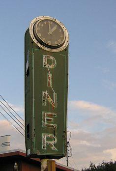 The Triangle Diner | Winchester, VA
