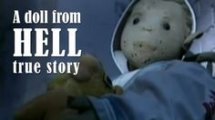 SCARY VIDEOS A Doll From Hell True Story | Scary ghost caught on tape Scary videos of ghosts on tape