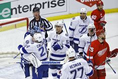 Red Wings Grinder: ECQF Game #4 - Red Wings vs. Lightning 2:3 - tough...