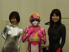 Japanese Superheroes, Star Trek, Ronald Mcdonald, Cosplay, Stars, Fictional Characters, Image, Projects, Pokemon Party