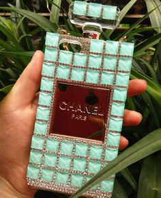 FREE CHAIN3D Crystal Diamond Bling Green Fashion by SugarBlingz, $18.98