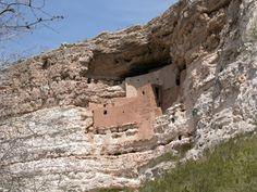 Montezuma's Castle  Az