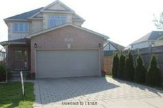 Two storey spacious open concept three bedroom brick home in Hyde Park