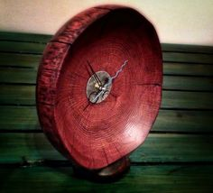 Bug warrior helmet clock