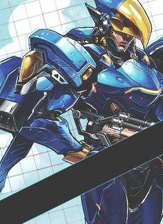 149 Best Pharah Images Videogames Drawings Game Art