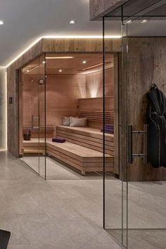 40 Beautiful Sauna Design Ideas For Your Bathroom