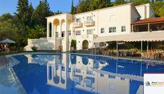 Corfu Village , #AgiosIoannis, #Corfu, #Grecia Creta, Corfu, Mansions, House Styles, Home Decor, Decoration Home, Manor Houses, Room Decor, Villas
